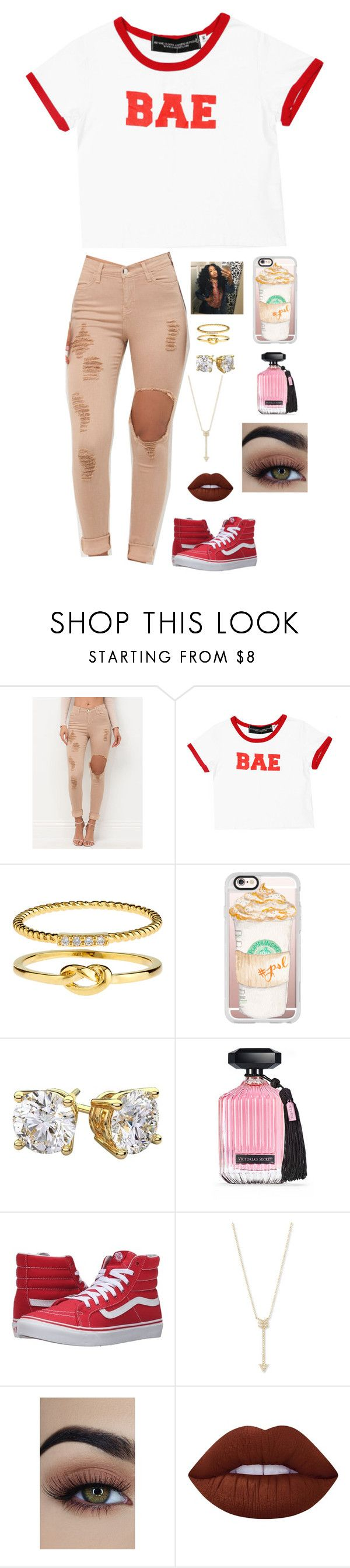 """""""Put a X up on da system"""" by swaggyrl ❤ liked on Polyvore featuring Accessorize, Casetify, Victoria's Secret, Vans, EF Collection and Lime Crime"""