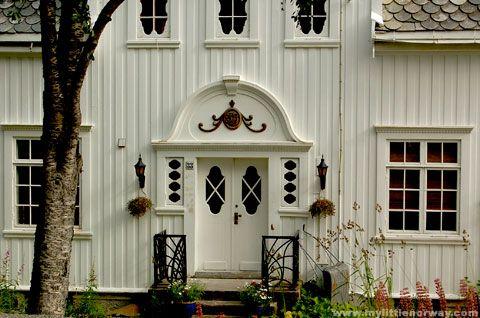 outside Norwegian design