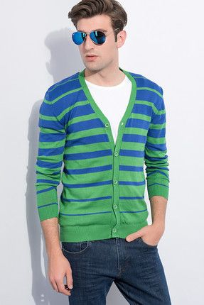 Sateen Erkek Yeşil-saks Mavi Çizgili Düğmeli Hırka || Erkek Yeşil-Saks Mavi Çizgili Düğmeli Hırka Sateen Unisex                        http://www.1001stil.com/urun/3840386/sateen-erkek-yesil-saks-mavi-cizgili-dugmeli-hirka.html?utm_campaign=Trendyol&utm_source=pinterest