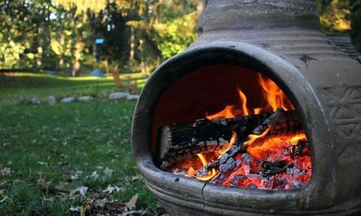 5 Best Cast Aluminum Chimineas Of 2020 Beautiful Outdoor Furniture Chiminea Patio Inspiration
