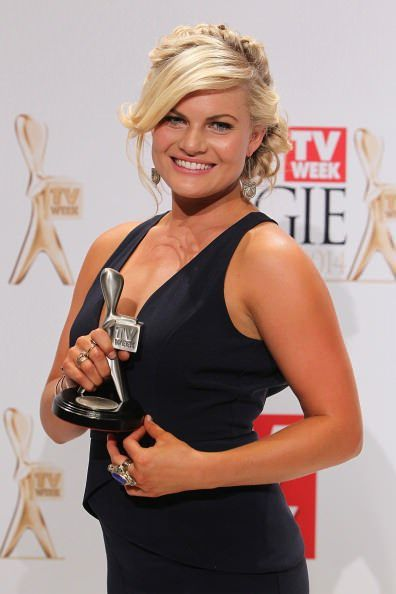 Most Popular New Talent: Bonnie Sveen (Ricky Sharpe, Home and Away (Official), Channel Seven)