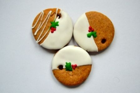 Decorated gingerbread cookies  #gingerbread #cookies #royalicing