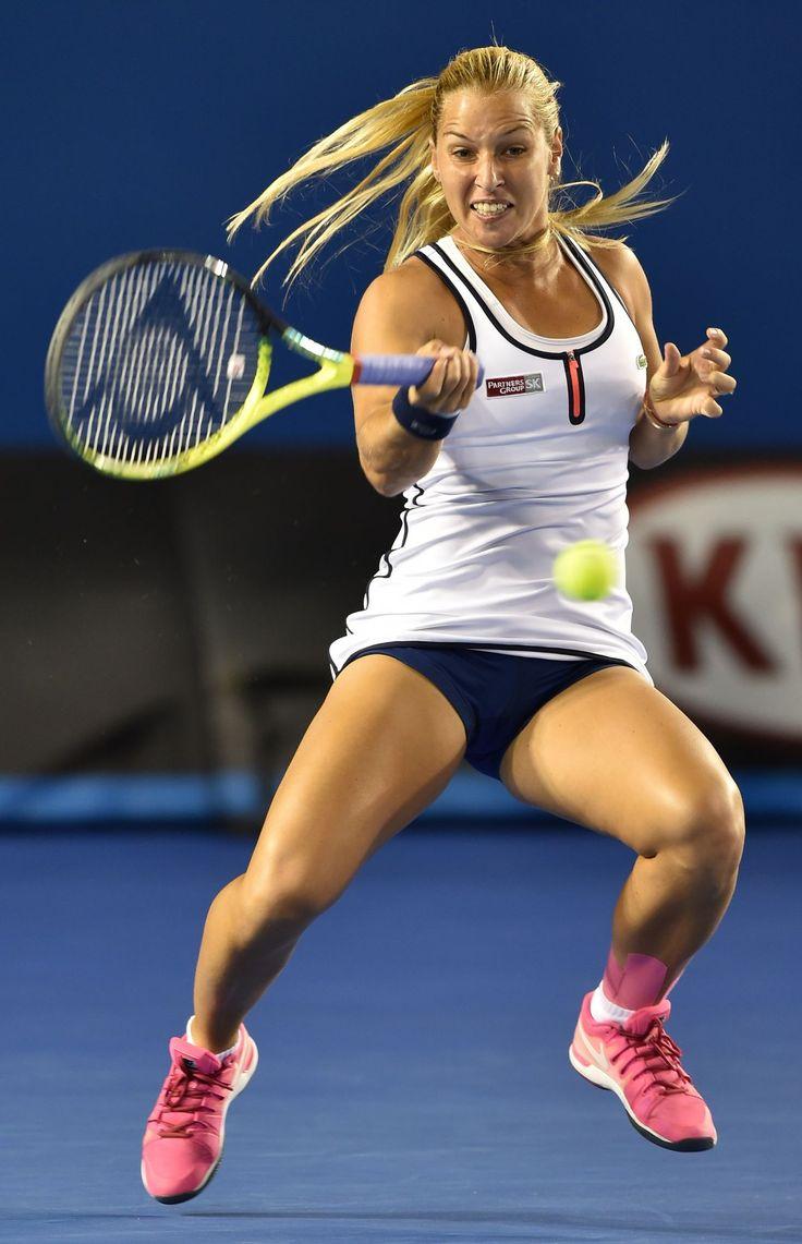 Dominika Cibulkova, Tennis Player  Leaked Celebs -9181