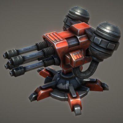 All Along The Titans Tower [Atrocitus] F43b9e69197adf0b4b6053922801ff0c--machine-guns-scifi