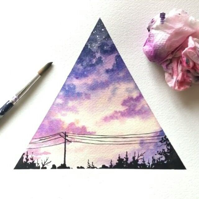 Best Watercolor Art On Instagram Awesome Rate This Art 1