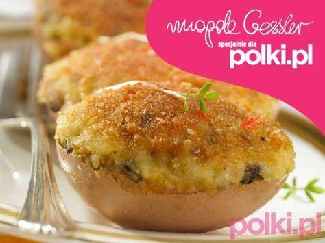 Przepisy Magdy Gessler - jajka po polsku na wielkanoc -Przepisy kulinarne - przepis