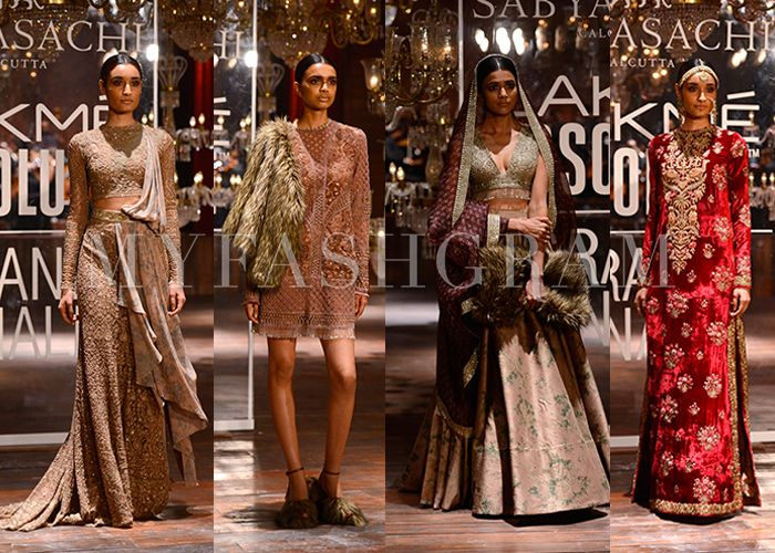 Lakme Fashion Week 2016: A Repeat Of Exquisiteness At Sabyasachi