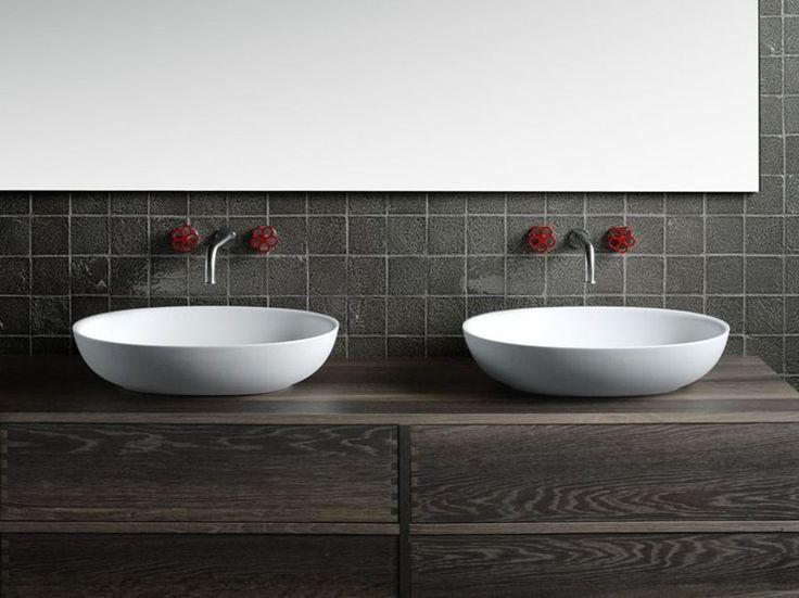 FISHER ISLAND Washbasin by Boffi design Piero Lissoni