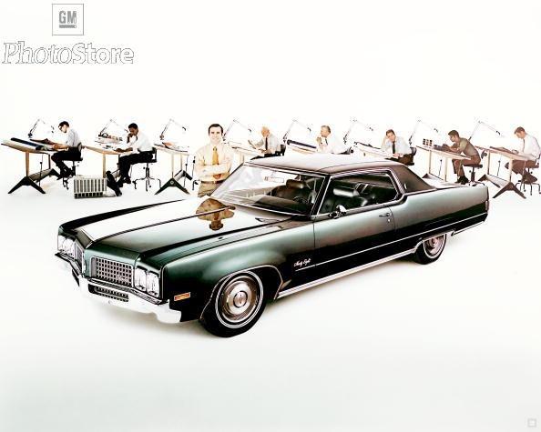 1970 Oldsmobile 98: Holidays Coupe Gmphotostor, 98 Holidays, 1970 Oldsmobile, Oldsmobile 98