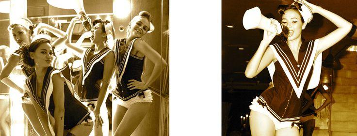 A brand new fashion cabaret 'Mysterious Depth' - FASHION CABARET
