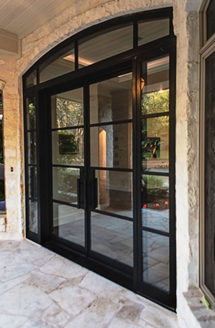 Luxury Line Steel Windows \u0026 Doors Texas \u0026 Florida - Cantera Doors & 126 best Home Door Entry images on Pinterest | Front doors Doors ... Pezcame.Com
