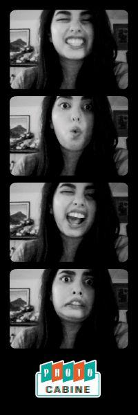 Mi foto en la Photocabine ! xD