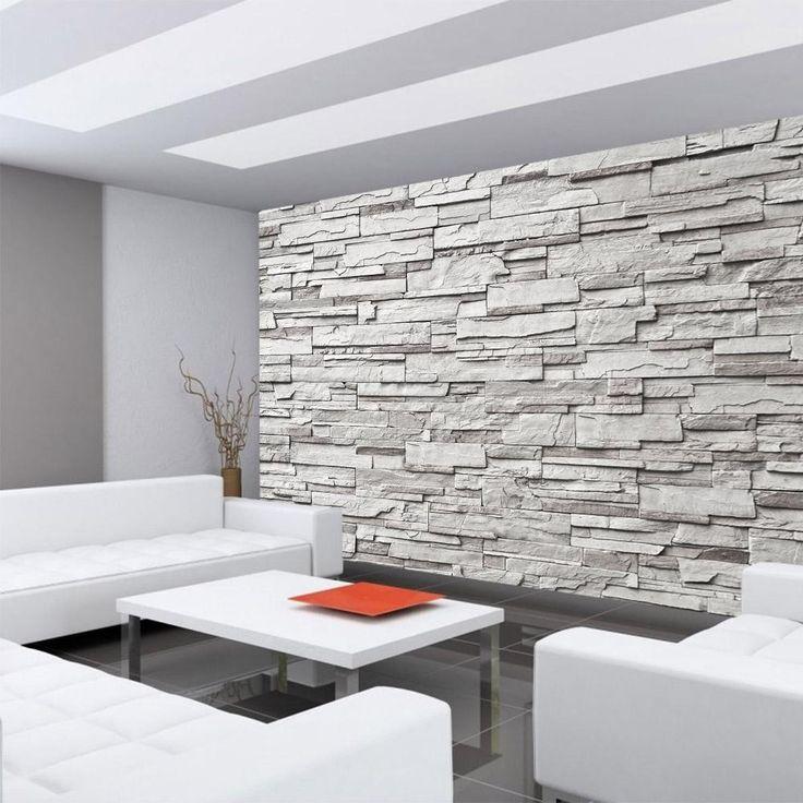 Steinwand Steinoptik Stein Steine Wand Wall