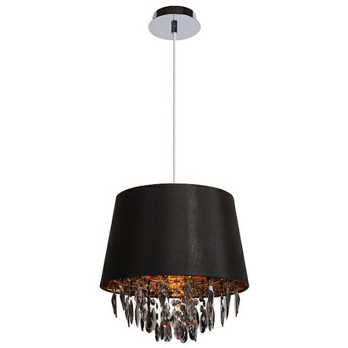 alinea luminaire design en noir lustre suspendu noir alinea luminaire noir