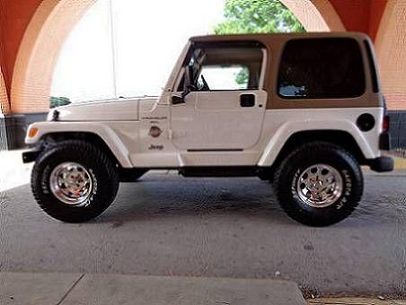 perfecttruck1998 Jeep Wrangler $2000