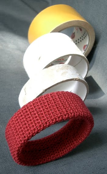 inspiration for making bangles  by Rita Leggio