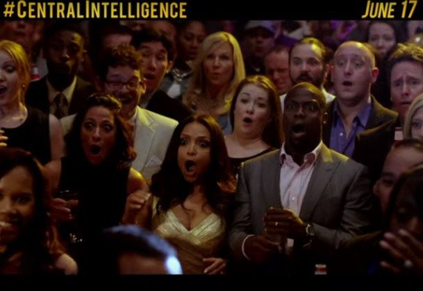 Our Very own J. Jewels is spotted in another movie. Check out the new trailer right now! Central Intelligence starring Kevin Hart, Dwayne The Rock Johnson, a Warner Bros. Pictures in theaters Jume 17th.