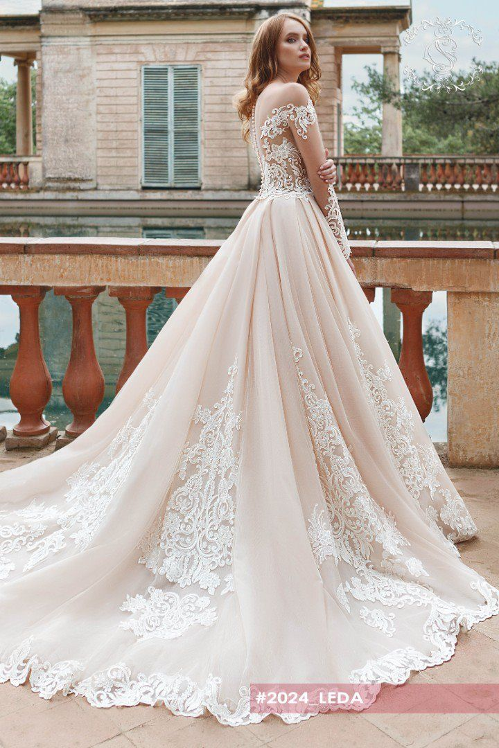 Gorgeous Wedding Dress Leda By Gabbiano Collection Princess
