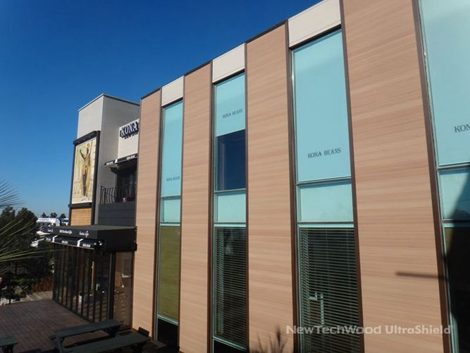 UltraShield US09 Cladding Korea 2014, please visit www.newtechwood.com for more information.