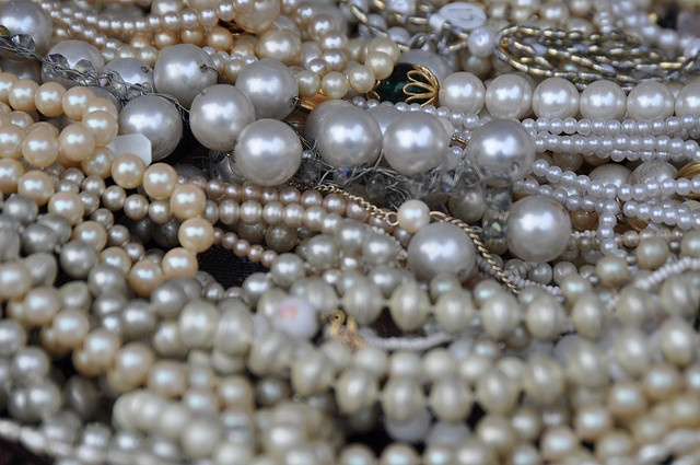 Various Antique Pearls