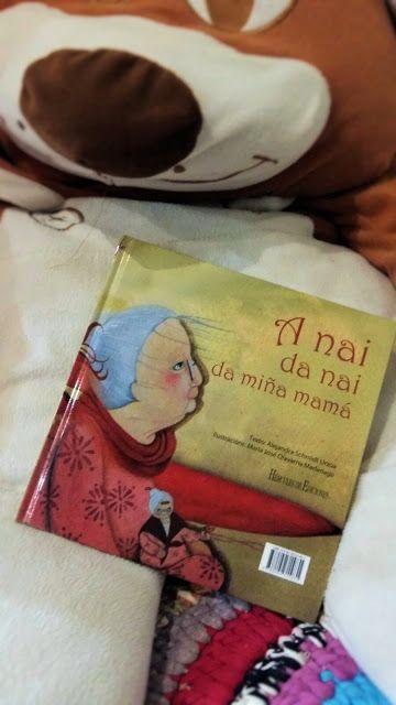 """Mi Mundo con ellos Tres: """"A nai da nai da miña mamá"""" (La mamá de la mamá de..."""