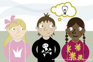 BASIC (Grade 3-6, 8): Fundraising Ideas For kids
