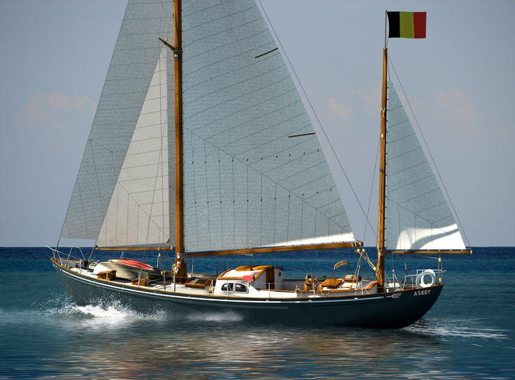 Plaats: ASKOY II, de boot van Brel, Zeebrugge - Organisatie: vzw Save Askoy II