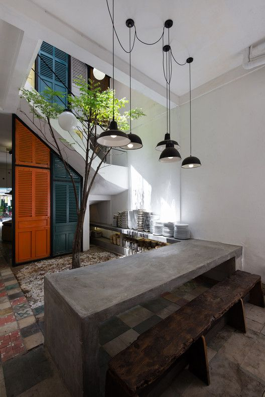 Vegan House / Block Architects © Quang Tran