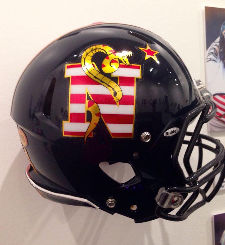 Naval Academy Alternate Helmet