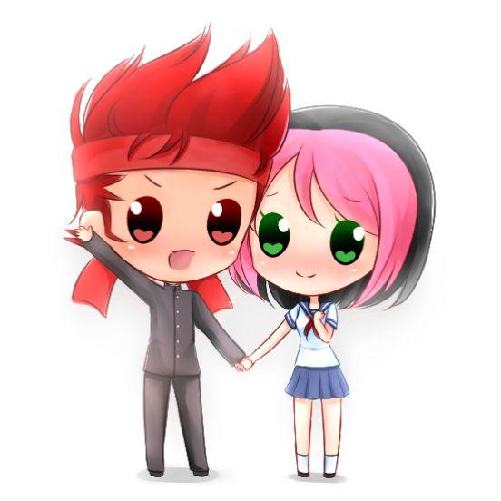 Gaming Cuties by Usa-Ji