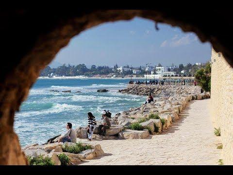 مدينة الحمامات في تونس Hammamet Youtube Avec Images Hammamet Tunisie Tunisie Endroits A Visiter