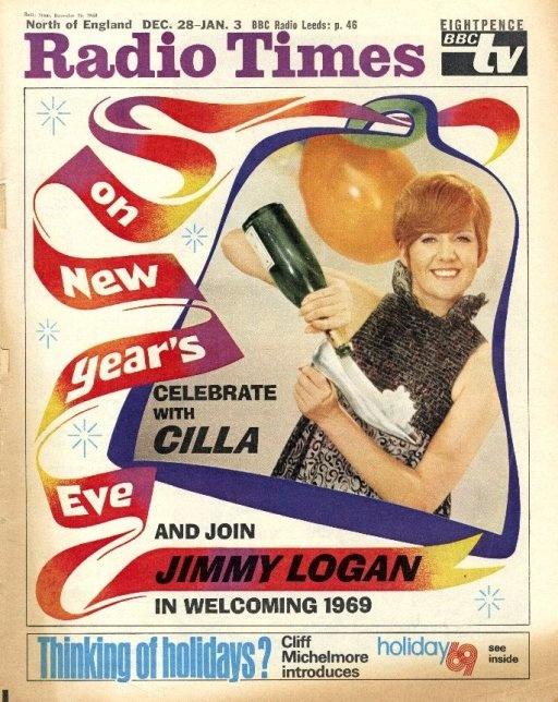 1968, Cilla Black, Radio Times