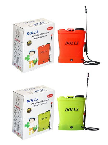 We are trustworthy Wholesale Supplier of @Agriculture Knapsack Spray Pumps, #Battery Operated, 2 in 1 knapsack sprayer's price and Two In One. Please contact for any requirement info@dollsexport.com for further inquiries. We will be having good relations in future.Contact Us:-+91 9584570913 For more detail Visit Our website:-http://www.agriculturesprayerpump.com/product.html #Batteryspraypump, #agriculturehandsprayers,