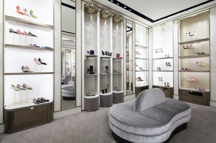 Jimmy Choo Store by Christian Lahoude Studio, Xian – China » Retail Design Blog