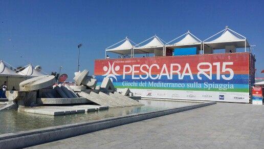 Giochi del Mediterraneo a Pescara