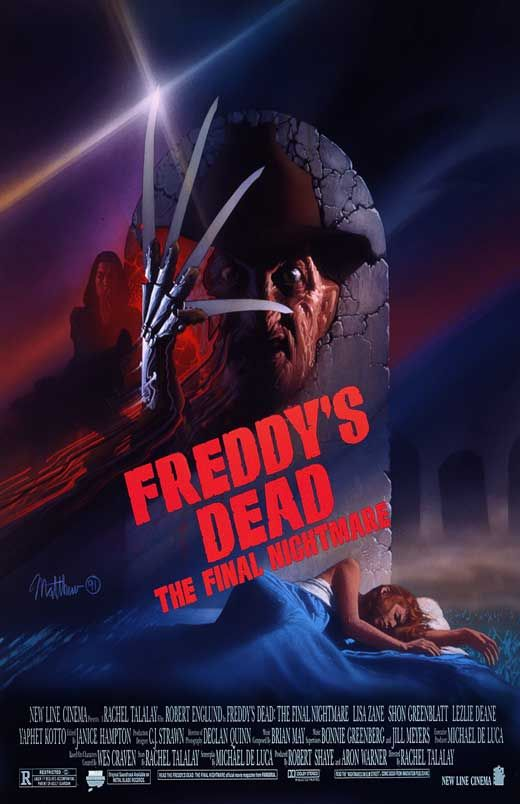Freddy'S Finale – Nightmare On Elm Street 6