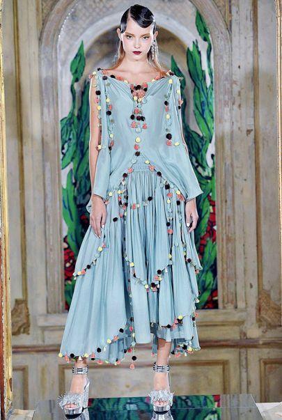 Tsumori Chisato Spring/Summer 2017 Ready-To-Wear Collection | British Vogue