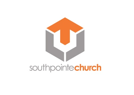 "Logo I designed for a local church. Their motto is ""Loving God, Loving People"""