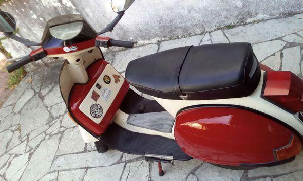 Auto Piaggio Vespa T5