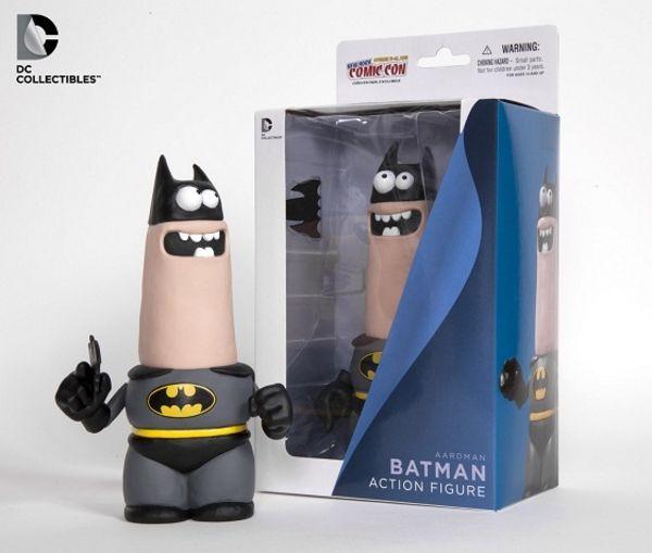 I want!!!!  Eu queroooooo Batman da Aardman ''/