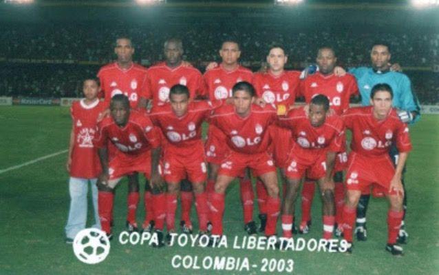 América 2003