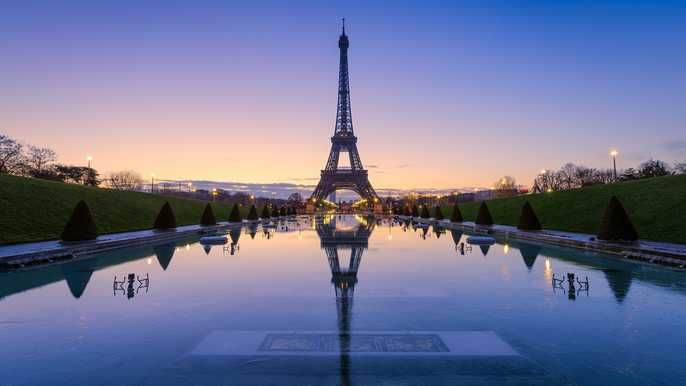 Skip-the-Line Eiffel Tower Ticket and Small Group Tour