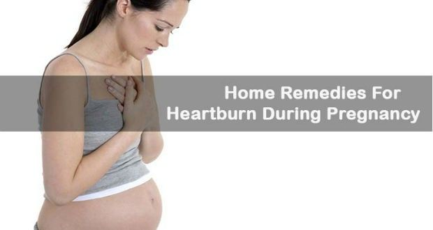 how to stop heartburn while pregnant