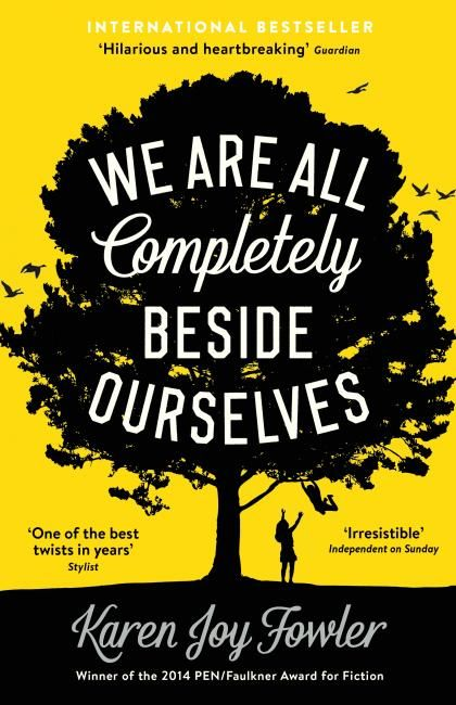 We Are All Completely Beside Ourselves | The Man Booker Prizes