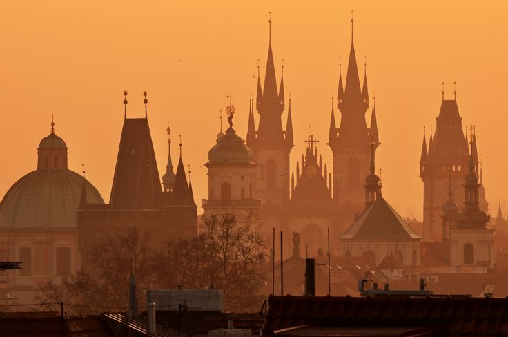 De Praagse torens Foto:Dagmar Veselková ©CzechTourism www.czechtourism.com