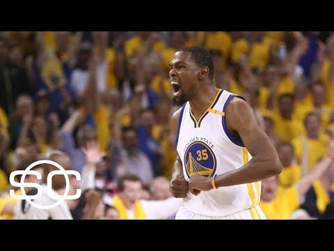 Stephen A. Smith Says Kevin Durant Was 'Absolutely Sensational' In Game 5 | SportsCenter | ESPN  Stephen A. Smith explains that if it weren't for the addition of Kevin Durant to the Golden State Warriors roster, we probably would have seen a repeat of last season's NBA...