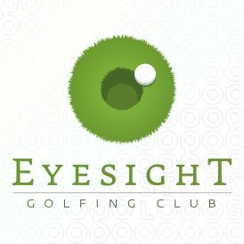 A cleverly logo for a Golf Club, a clothing brand specializing in golf, for a vacation resort, etc.