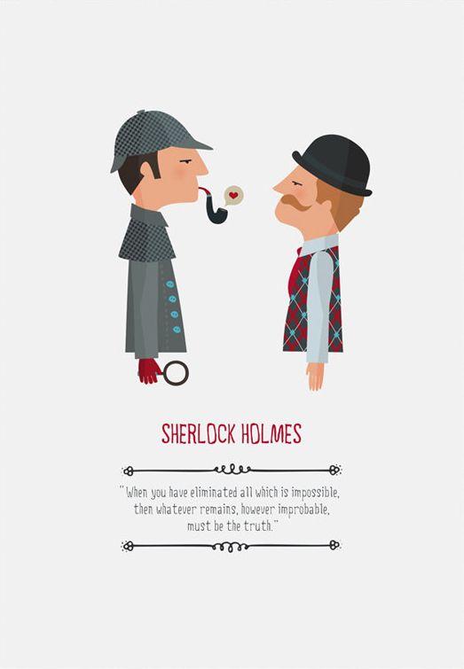// Sherlock Holmes