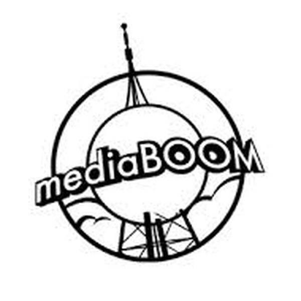 Check out mediaBOOM on Mixcloud