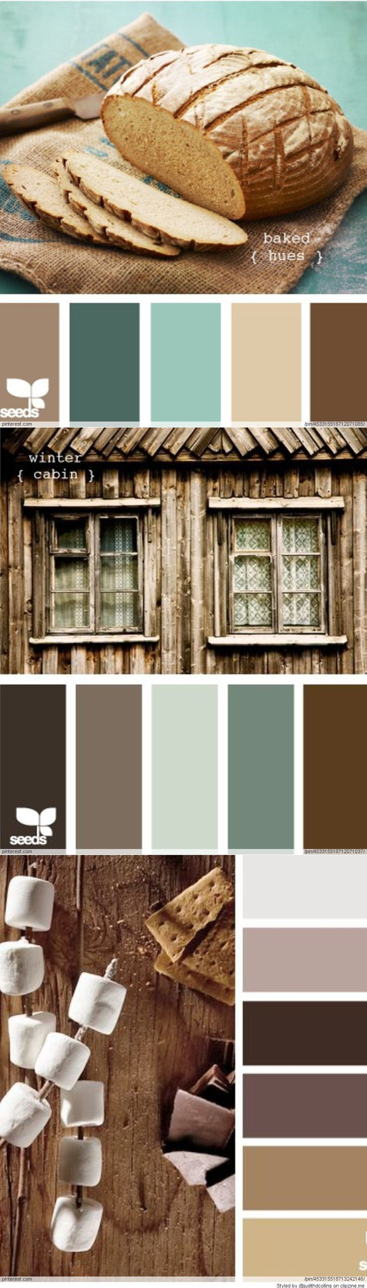Best 25+ Rustic color schemes ideas on Pinterest | Rustic ...